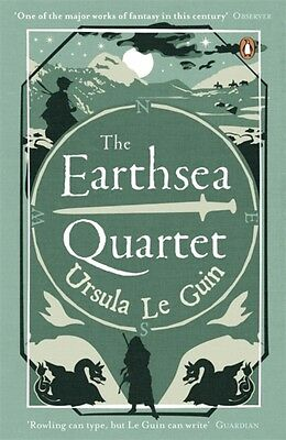 The Earthsea Quartet (Paperback), Le Guin, Ursula K., 9780241956878