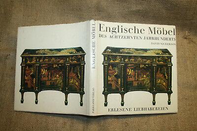 sammlerbuch alte englische m bel des 15 19 jahrhundert m belstile m belkunde eur 9 00. Black Bedroom Furniture Sets. Home Design Ideas