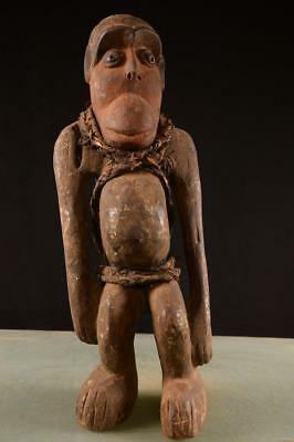3626 Antique Bulu Monkey Figure Cameroon Africa/Africa