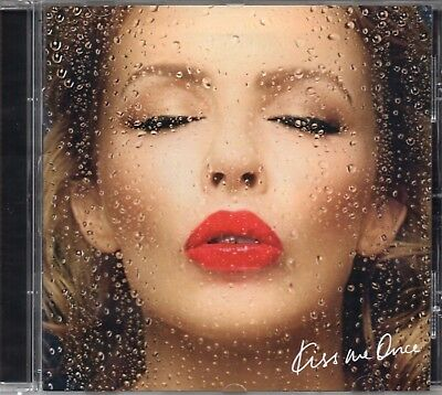 Kylie Minogue - Kiss Me Once (2014 CD) New