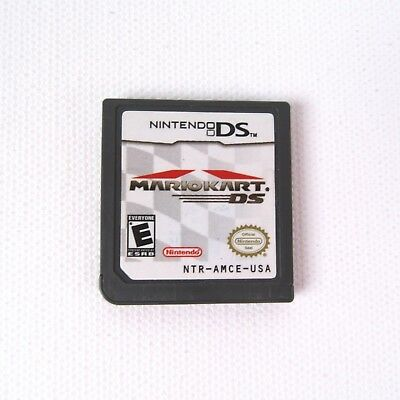 Nintendo DS Mario Kart Racing 2005 Video Game Cartridge ONLY Played & Tested