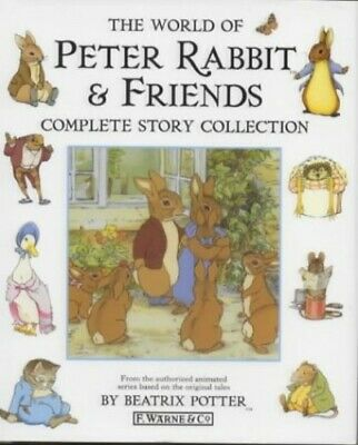 The World of Peter Rabbit & Friends Complete Story Collect... by Potter, Beatrix