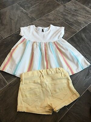 Abercombie & Fitch Baby Gap Girls Outfit Size 3/4 5/6