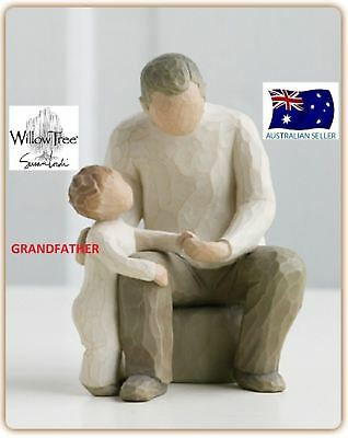 Willow Tree GRANDFATHER Figurine By Susan Lordi By Demdaco BRAND NEW IN BOX