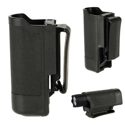Portable 1Pcs Tactical Holster Holder Carry Belt Pouch for LED Flashlight  COP