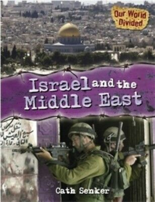 Israel and the Middle East (Paperback), Senker, Cath, 9780750296175