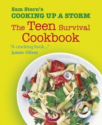 Cooking Up a Storm: The Teen Survival Cookbook (Paperback), Stern...