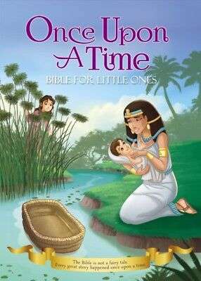 ONCE UPON A TIME BIBLE FOR LITTLE ONES, Aranda, Omar, 9780310761709