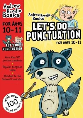 LETS DO PUNCTUATION FOR AGES 10-11, Brodie, Andrew, 9781472940810