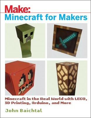 MINECRAFT FOR MAKERS, Baichtal, John, 9781680453157