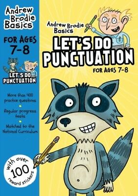 LETS DO PUNCTUATION FOR AGES 07-08, Brodie, Andrew, 9781472940759