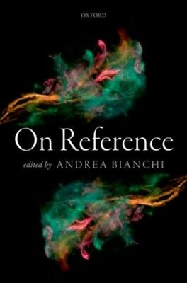 ON REFERENCE, Bianchi, Andrea, 9780198714088