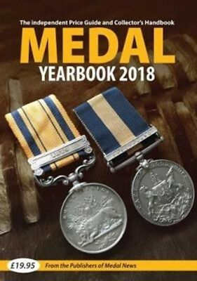 Medal Yearbook 2018, 9781908828385