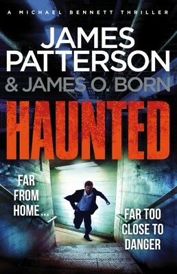 Haunted, Patterson, James, 9781780895253