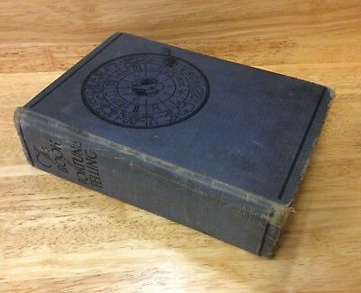 Vintage The Book Of Fortune Telling Edited By Madame Fabia
