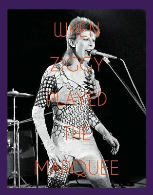 WHEN ZIGGY PLAYED THE MARQUEE, O'Neill, Terry, 9781851498666