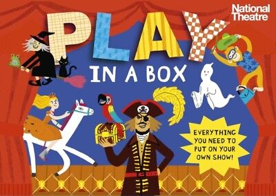 Play In A Box, National Theatre, Skipp, Hui, 9781406373622
