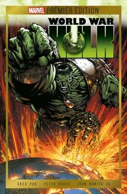 World War Hulk, 9781846538537