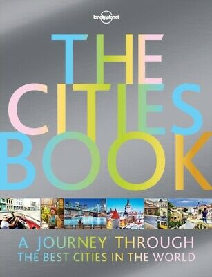CITIES BOOK, Lonely Planet, 9781786577580
