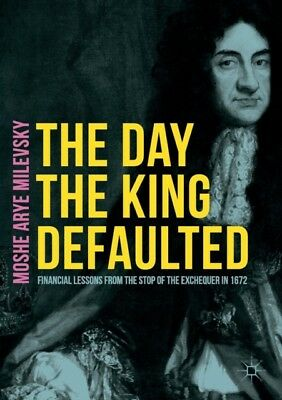 DAY THE KING DEFAULTED, Milevsky, Moshe Arye, 9783319599861