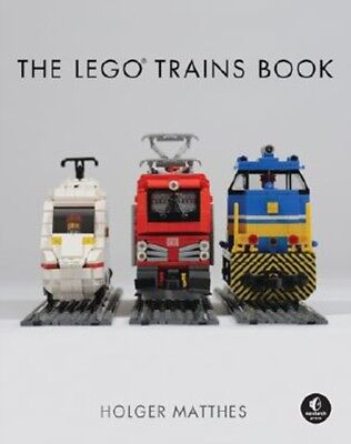 LEGO TRAINS BOOK, Matthes, Holger, 9781593278199