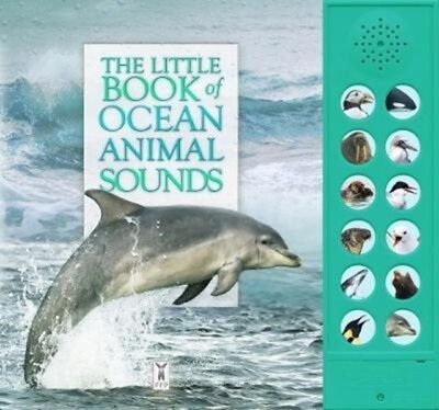 Little Book Of Ocean Animal Sounds, 9781908489326