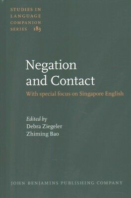 NEGATION & CONTACT WITH SPECIAL FOCUS ON, Ziegeler, Debra, Zhimin...