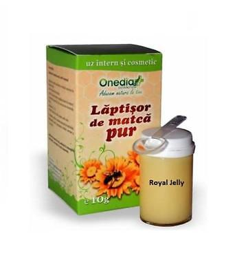 10G Royal Jelly Pure Fresh Organic Raw 100% Natural Unprocessed Highest Quality