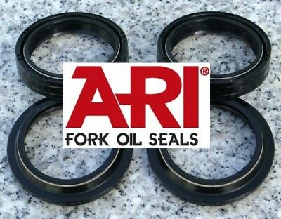 All Balls Fork Oil /& Dust Seal Kit Suzuki GSF1200S Bandit 1997-2005