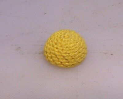 British Army Yellow netted Caps Buttons for Hussars tunics etc Victorian