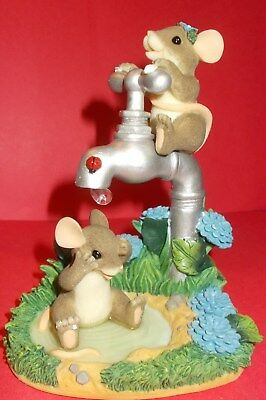 "#90 Charming Tails ""showered With Friendship""  98/205 -Gld - Special Event"
