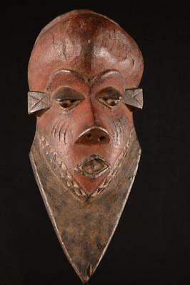 2901pende Mask DR Congo Africa/Africa