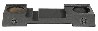"""Rockville Dual 10"""" Bedliner Spray Sub Box Chevy Avalanche/Escalade SUV All Years"""