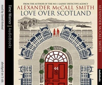 Love Over Scotland: v. 3 (44 Scotland Street) (Audio CD), McCall . 9781405501347
