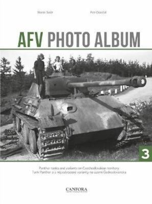 Afv Photo Album Vol.3, Solar, Marek, Dolezal, Petr, 9789198232578