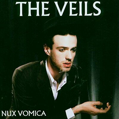Veils - Nux Vomica - Veils CD ESVG The Cheap Fast Free Post The Cheap Fast Free