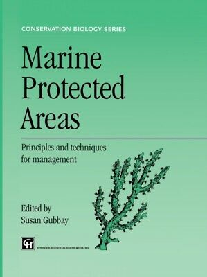 Marine Protected Areas, Gubbay, Susan, 9789401042345