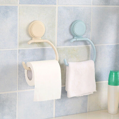 Creative Wall Mounted Towel Tissue Toilet Paper Holder Rack Hook Hanger  Eyeful