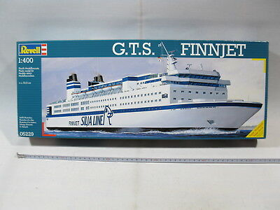 Revell 05229  GTS Finnjet 1:400  53 cm lang,  box ist sealed!  mb4665