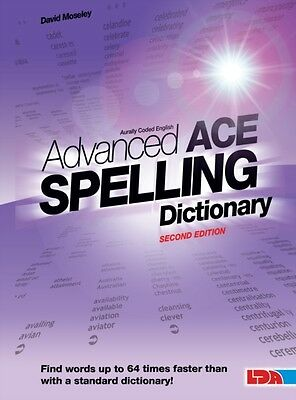 Advanced ACE Spelling Dictionary (Paperback), Moseley, David, 9781855035324