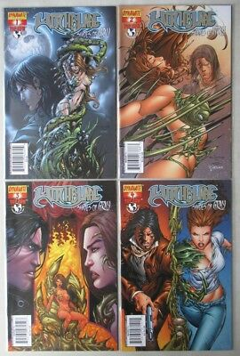 Witchblade - Shades of Gray #1-4 Complete (4 Comics) VF-NM