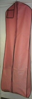 5 Pink Breathable Cloth Church Gown  Garment Bag