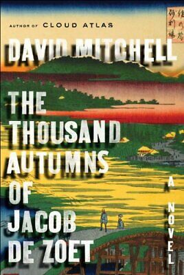 The Thousand Autumns of Jacob de Zoet by Mitchell, David Book The Cheap Fast