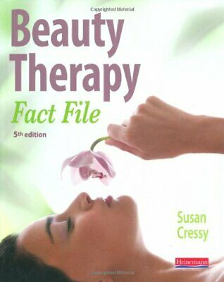 Beauty Therapy Fact File Student Book by Cressy, Ms Susan Paperback Book The