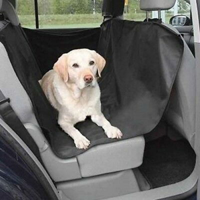 Rear Seat Protector Cover Travel Car Waterproof Dog Pet Hammock Heavy Duty Mat