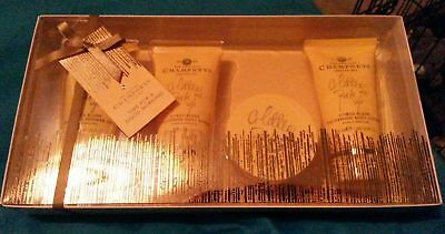 BNIB Champneys time for a good morning gift set.