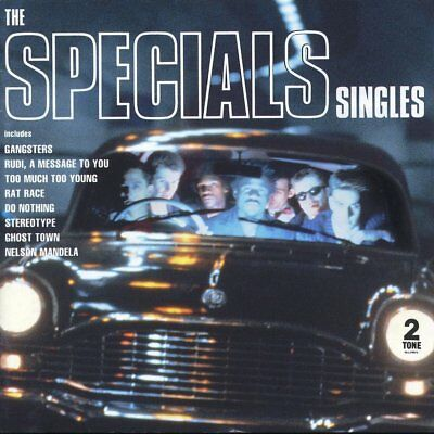 THE SPECIALS SINGLES (Very Best Of / Greatest Hits) (2018 Reissue)