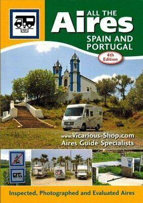 All the Aires Spain and Portugal, 4th Edition by Vicarious Media Book The Cheap