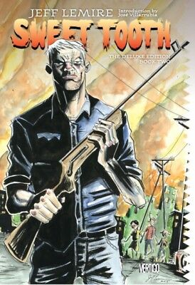 Sweet Tooth Deluxe HC Book Two (Hardcover), Lemire, Jeff, Lemire,. 9781401261467