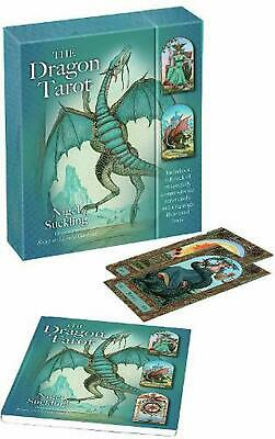 Dragon Tarot: Includes a Full Deck of 78 Specially Commissioned Tarot Cards and